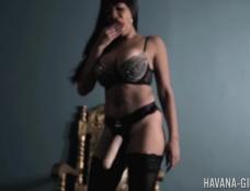 Havana Ginger in Strap on For You! Clip#4